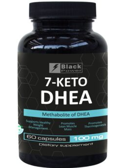 Black Power 7-Keto DHEA