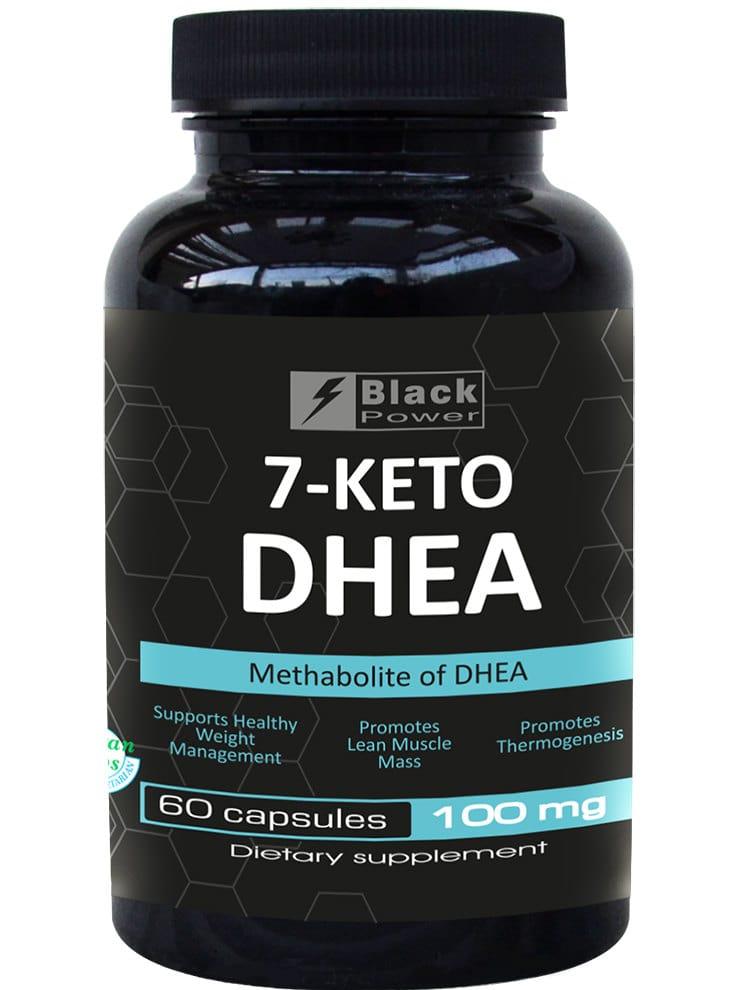 Black Power 7-Keto DHEA
