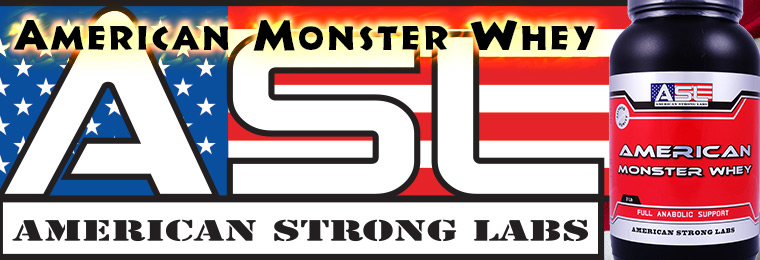 American Monster Whey