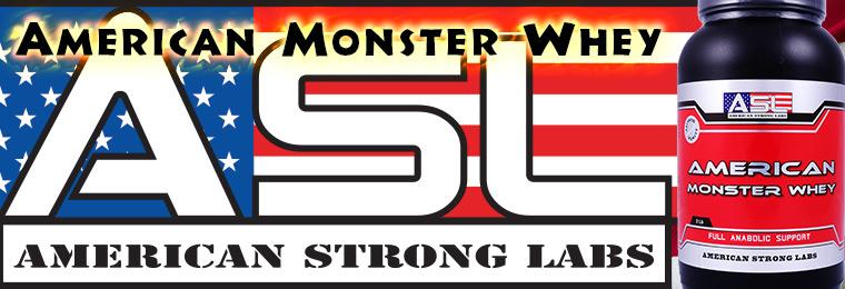 American Monster Whey