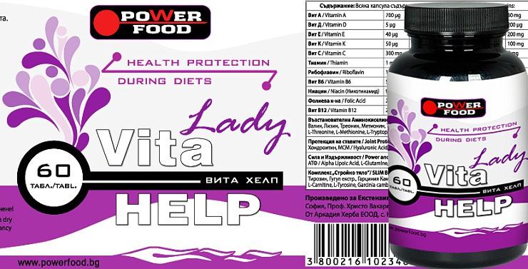 Lady VITA Help