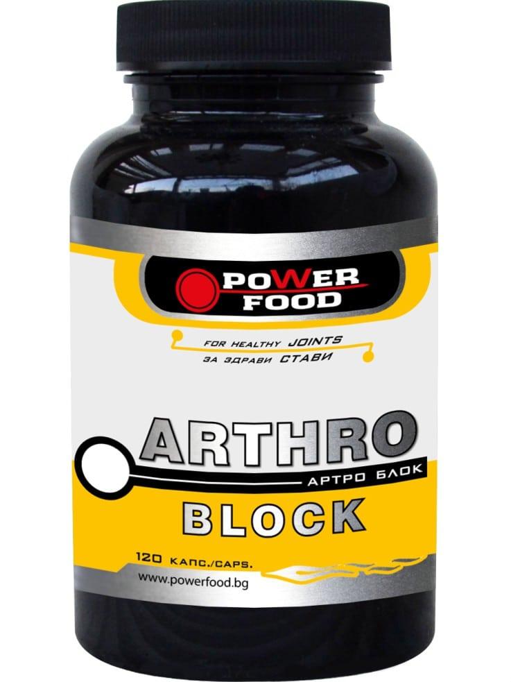 Power Food Arthro Block