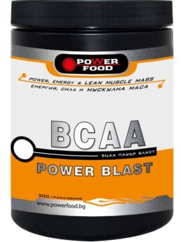 Power FOOD BCAA Power Blast