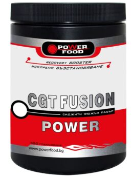 Power FOOD CGT Fusion Power