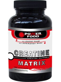 Power Food Creatine Matrix
