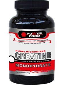 Power Food Creatine Monohydrate