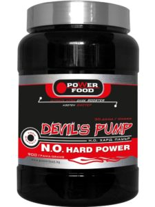 Power Food Devil's Pump