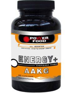 Power Food Energy+ AAKG