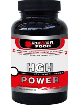 Power Food HGH Power