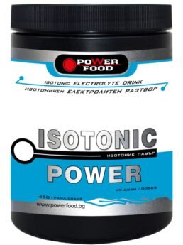 Power Food Isotonic Power