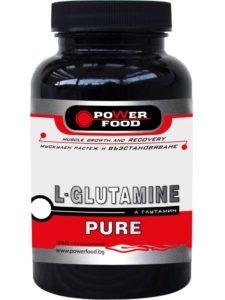 Power Food L-Glutamine Pure