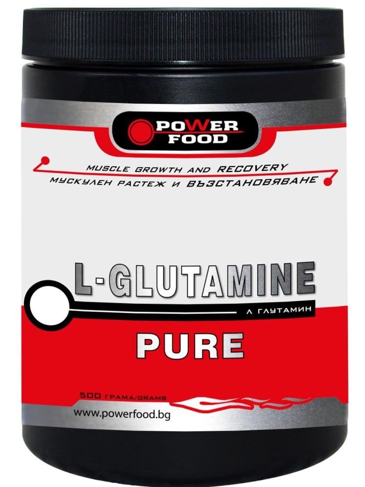 Power Food L-Glutamine Pure 500gr