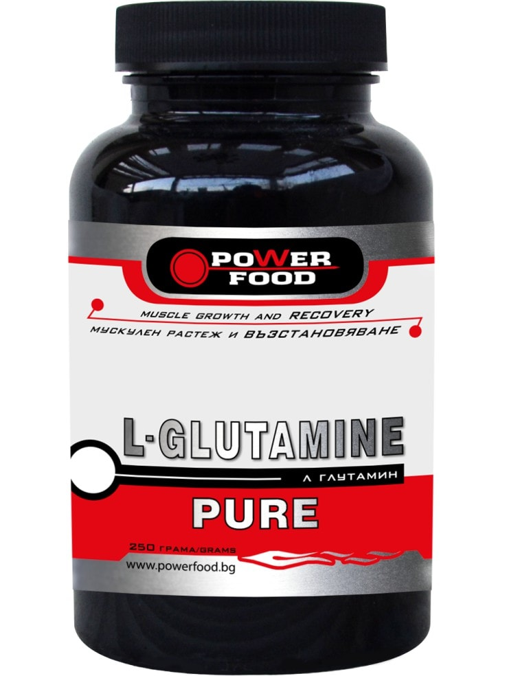 Power Food L-Glutamine Pure
