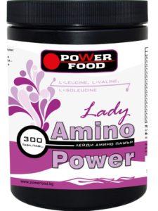 Power Food Lady Amino Power