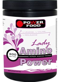 Power Food Lady Amino Power