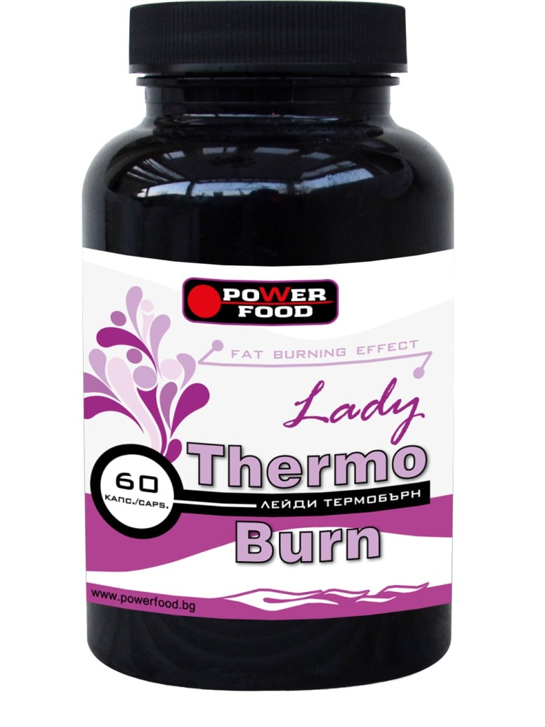 Power FOOD Lady Thermo Burn