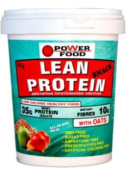 Power FOOD Lean Protein Snack 1