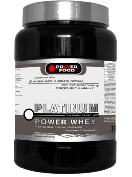 Platinum Power Whey - 1000gr