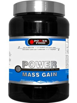 Power Food Power Mass Gain