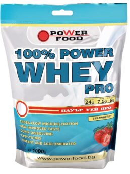 Power Food 100% Power Whey Pro