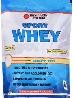 Power Food Sport Whey