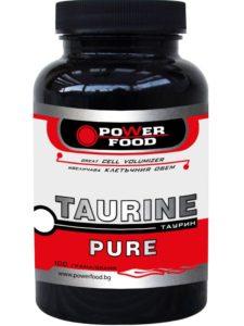 Power Food Taurine Pure