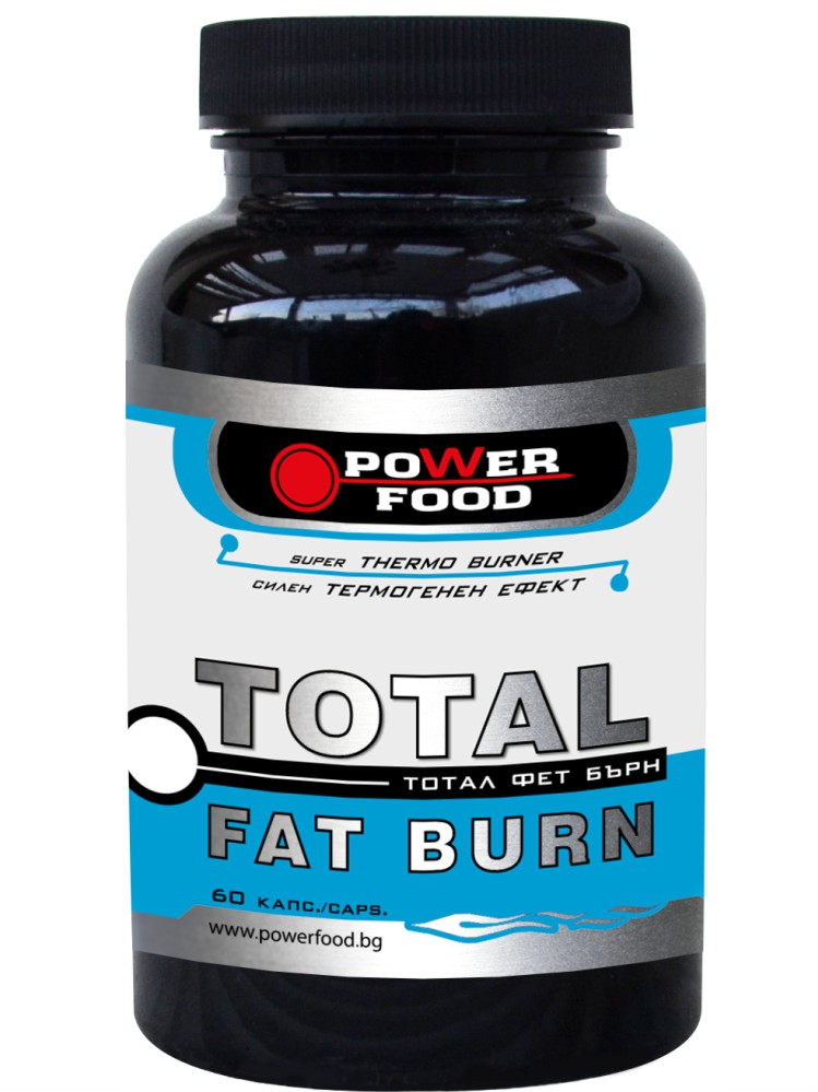 Power Food Total Fat Burn