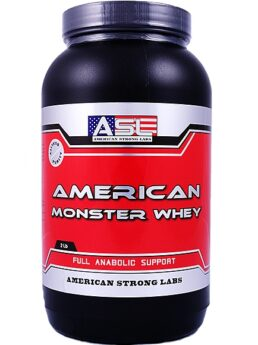American Monster Whey - 907gr