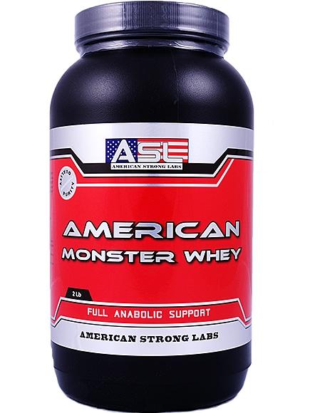 American Monster Whey - 907gr