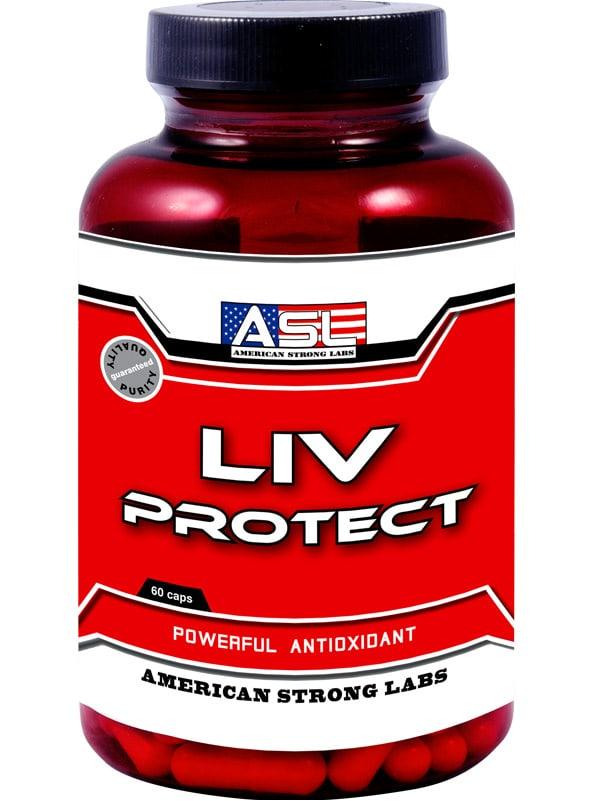 ASL LIV PROTECT - ПРОТЕКЦИЯ НА ЧЕРНИЯ ДРОБ