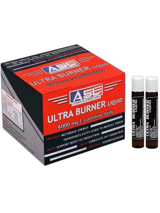 ASL Ultra Burner Liquid SHOT Pack