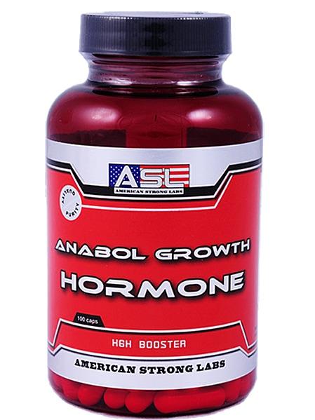 ASL ANABOL GROWTH HORMONE - ТЕСТОСТЕРОНЕН БУСТЕР