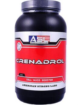 ASL CRENADROL - най-мощната анаболна формула
