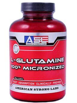 ASL L-Glutamine Micronized - фино микронизиран Глутамин