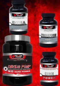 Брутален стак за чиста мускулна маса и висок тестостерон